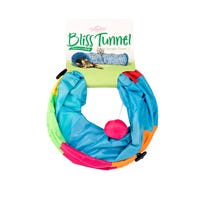 Trouble & Trix Bliss Tunnel Cat Toy - 50cm