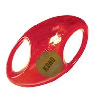 KONG Jumbler Football Dog Toy - Medium