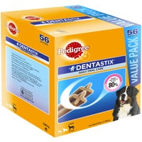 Pedigree Dentastix for Dogs 25+kg Dog Treat - 56pk