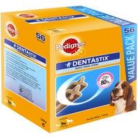 Pedigree Dentastix for Dogs 10-25kg Dog Treats - 56pk