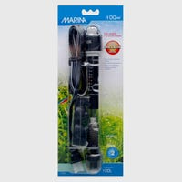 Marina Heater 100w Aquarium Heater - 22cm