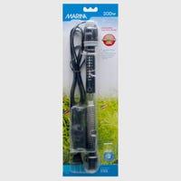 Marina Heater 200w Aquarium Heater - 27cm
