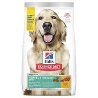 Hills Science Diet Adult Perfect Weight Dry Dog Food - 6.8kg