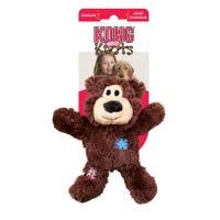 KONG Wild Knots Bear Dog Toy - XSmall