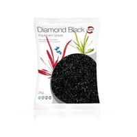 Pisces Natural Products Aquarium Gravel Diamond Black Quartz - 2kg
