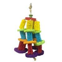 Bon Avi Willy Nilly Bird Toy - 17in