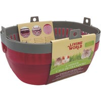 Living World Small Animal Carrier - Large