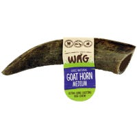 WAG Goat Horn Dog Treat - Medium