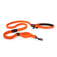 EzyDog Leash Road Runner Orange Dog Lead - 210cm