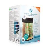 Blue Planet Hexy Aquarium Fish Tank - 21L