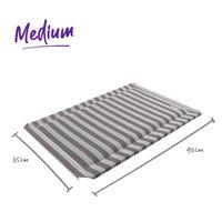 Best Friends Kazoo Outdoor Dog Bed Cover Grey - Medium