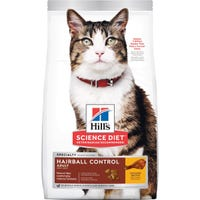 Hills Science Diet Feline Adult Hairball Dry Cat Food - 4kg