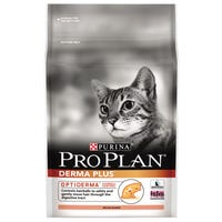 Pro Plan Adult Cat Derma Plus with Optirenal Salmon Dry Cat Food - 2.5kg