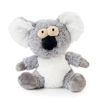 FuzzYard Kana Koala Plush Dog Toy - Small