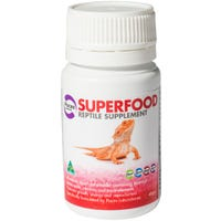 Pisces Reptile Superfood Powder - 40g