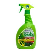 Tropiclean Fresh Breeze Carpet and All Floor Stain and Odour Remover Double Strength - 946ml