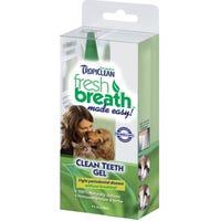 Tropiclean Freshbreathe Oral Care Teeth Gel For Dogs - 118ml