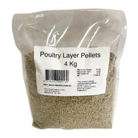 Peters Poultry Layer Pellet Bird Food - 4kg