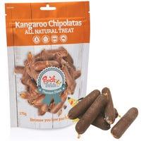 Pooch Treats Kangaroo Chipolaters Dog Treats - 175g