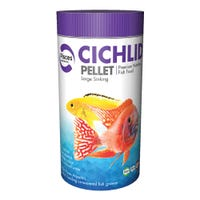 Pisces Cichlid Large Sinking Pellets Fish Food - 100g