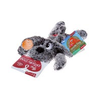 Yours Droolly Dog Stuff Me Dog Toy - Small