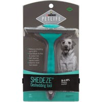 Pet Life Professional Deshedding Long and Double Coat - Large