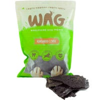 WAG Kangaroo Liver Dog Treats - 750g