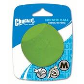 Chuckit Erratic Ball Dog Toy - Medium