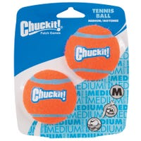 Chuckit Tennis Ball Dog Toy 2pk - Medium