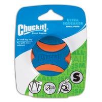 Chuckit Ultra Squeak Ball Dog Toy - Small