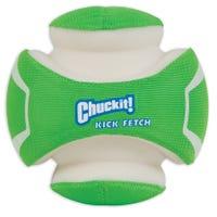 Chuckit Max Glow Kick Fetch Dog Toy - Small