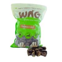 WAG Kangaroo Cubes Dog Treats - 200g