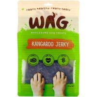 WAG Kangaroo Jerky Dog Treats - 200g