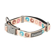 FuzzYard Go Nuts Dog Collar - Large