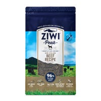 Ziwi Peak Dog Air Dried Grain Free Beef Recipe Dry Dog Food - 1kg