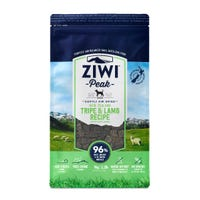 Ziwi Peak Dog Air Dried Grain Free Tripe and Lamb Recipe Dry Dog Food - 1kg