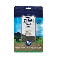 Ziwi Peak Cat Air Dried Grain Free Beef Recipe Dry Cat Food - 400g