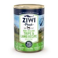 Ziwi Peak Dog Tripe Lamb Recipe Wet Dog Food - 390g