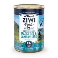 Ziwi Peak Dog Mackerel and Lamb Recipe Wet Dog Food - 390g