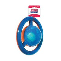 KONG Jumbler Disc Dog Toy - Medium