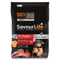 Savour Life Grain Free Puppy Dry Dog Food - 2.5kg
