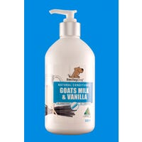 Smiley Dog Goats Milk and Vanilla Conditioner - 500ml