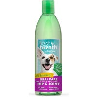 Tropiclean Freshbreath Oral Care Water Additive with Hip and Joint Support For Dogs - 473ml