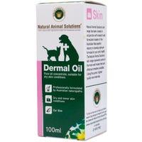 Natural Animal Solutions Dermal Oil - 100ml