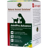 Natural Animal Solutions Jointpro Advance Capsules - 60 Caps