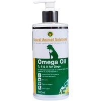 Natural Animal Solutions Omega 3.6.9 Oil Dog - 500ml