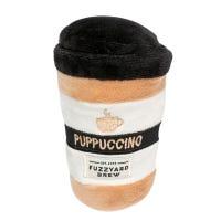 FuzzYard Take Away Coffee Plush Dog Toy - Each
