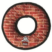 Tuffy Mega Ring Brick Dog Toy - Each