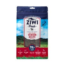Ziwi Peak Dog Air Dried Grain Free Venison Recipe Dry Dog Food - 454g