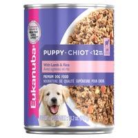 Eukanuba Puppy Lamb and Rice Wet Dog Food - 354g